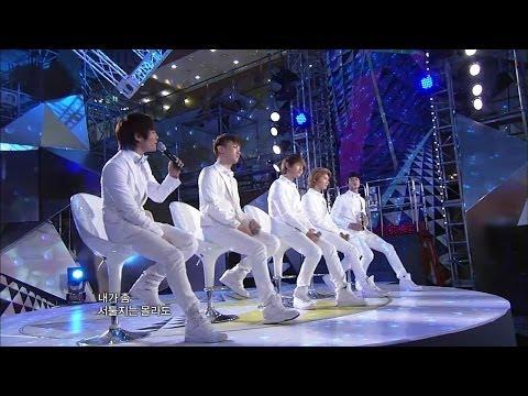【TVPP】SHINee - Hello, 샤이니 - 헬로 @ 2010 KMF Live