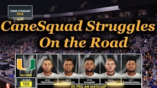 NBA 2K16 Pro AM | Slow Start in Road Game | New Recruit