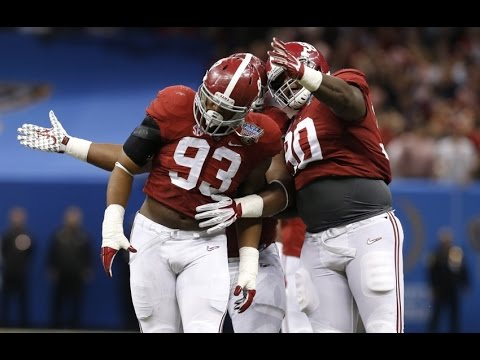 Prospect Breakdown: Jonathan Allen (Bama DL) vs. LSU