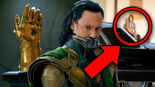 LOKI Endgame Fate Theory! New Infinity Stone Mission! #TotalConspiracy