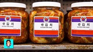 Korean Grocery Shopping at Kyopo Market - Kingdom Koreatown #11
