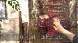 Видео урок живописи - Архив Буонарроти