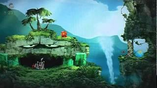 Jogando e Aprendendo: Rayman Origins - Xbox 360