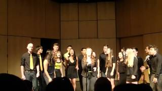Team (Lorde Cover) - Mood Swing A Cappella