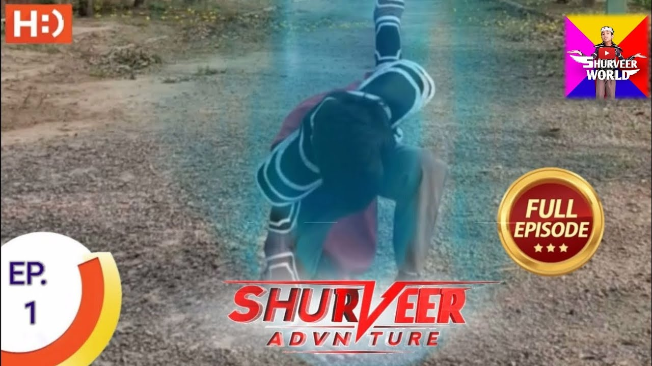 Download Shurveer - शूरवीर - Ep 1 - SAB TV HD