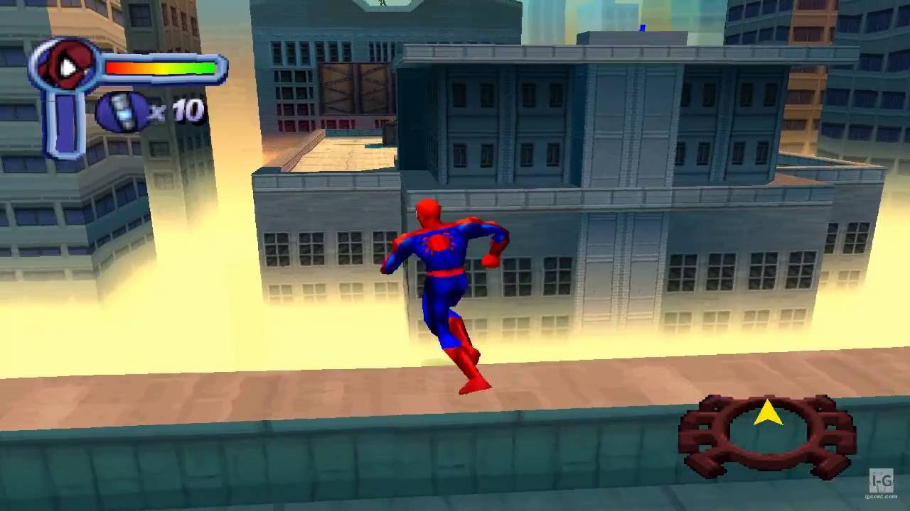 Image result for spider man ps1