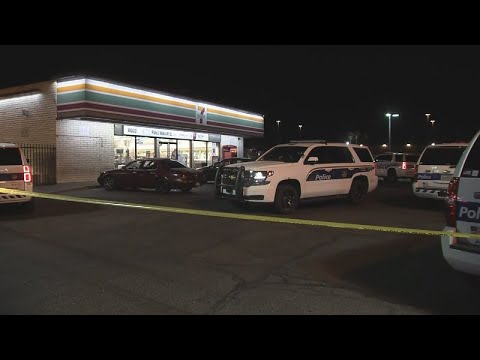 VIDEO: Police investigating double shooting in Phoenix