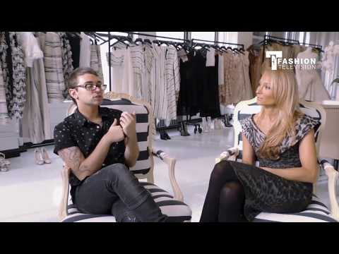 CHRISTIAN SIRIANO Exclusive Designer Interview