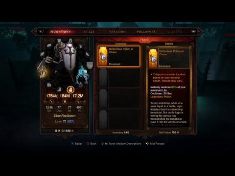 Diablo 3 challenge rift challenge 21 still climbing the leader board