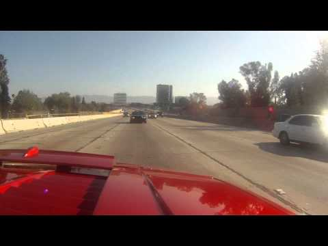 Alex Lamborghini Gallardo Spyder @ Exotic Car Drive