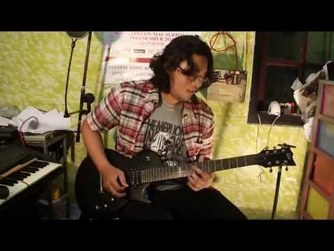 Padi Begitu Indah Guitar Solo Cover ( ESP LTD EC 50 Demo)
