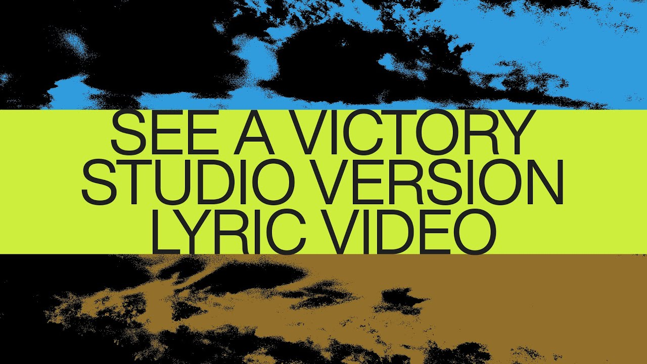 See A Victory | Studio Version | Official Lyric Video | Elevation Worship
