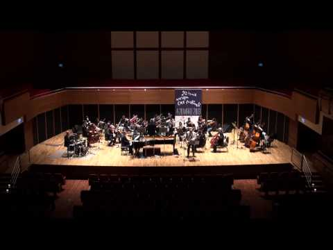Kerem GÖRSEV ~ Letter To Mimaroğlu - AASSM İzmir (rehearsal)  HD 1080p
