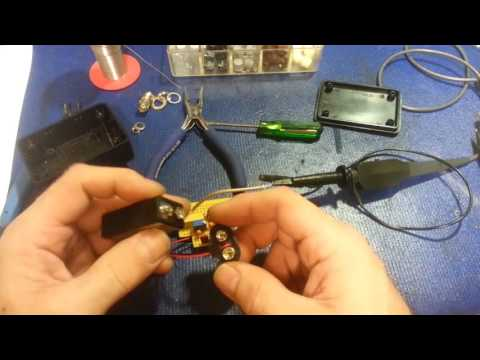 Building a simple 2 tone audio generator for testing SSB radios.