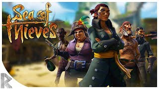 SEA OF THIEVES! - Open World Pirate Game! - First Impressions (Sea of Thieves Xbox One/PC Beta Ep 1)