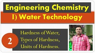 Hardness of Water | Types of Hardness