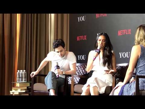 PENN BADGLEY samples his SEXY VOICE in  CHARACTER as JOE in YOU