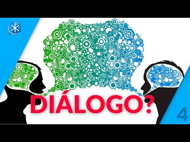 Diálogo?   Perseverancia - P. Gustavo Lombardo