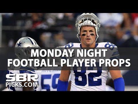 Dallas Cowboys at Arizona Cardinals | NFL Player Prop Pick | With Jordan Sharp
