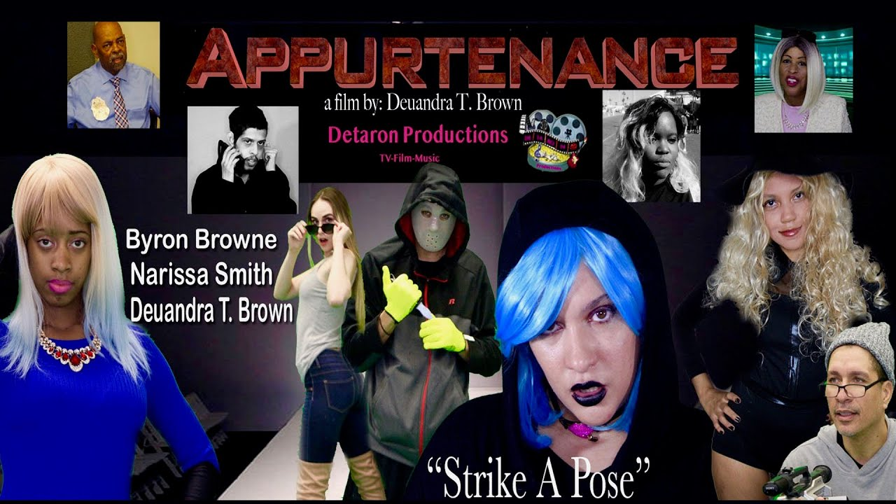 Appurtenance (official trailer) 2019