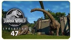 Meine Dinos kommen nach mir ♥ #47 Jurassic World Evolution [deutsch/Stream] - Let's Play