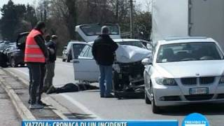 Cronaca di un incidente