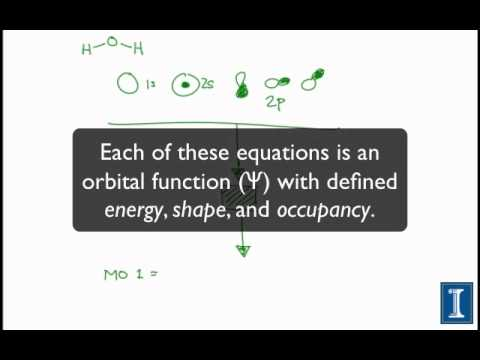 Linear Combinations of Atomic Orbitals