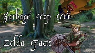 Top 5 Legend Of Zelda Facts I Totally Didn't Make Up 10 Minutes Ago