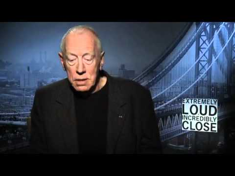 Extremely Loud & Incredibly Close Max Von Sydow Interview
