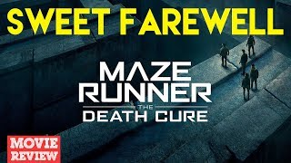 MAZE RUNNER THE DEATH CURE (2018) REVIEW Bahasa Indonesia