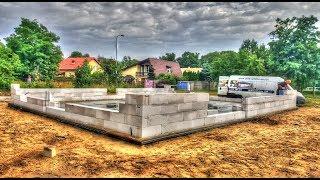 Wyzwanie # 15 Dzień 15/50 Jak wyprowadzić narożniki ścian nośnych? Jak wybudować dom? Murowanie.