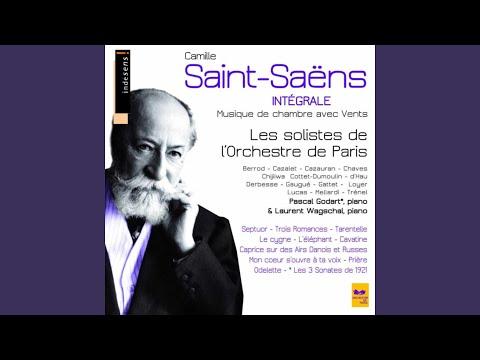 Clarinet Sonata, Op. 167 : Allegro (Philippe Berrod, Clarinet)