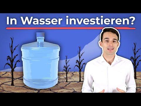 Wasser: Das flüssige Gold der Zukunft? Lohnt es sich in Wasser zu investieren?   Finanzfluss
