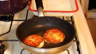 たかシェフのカチョカヴァロチーズの焼き方  Caciocavallo Cheese