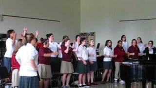 Superbad by James Brown Choral Arrangement.. sorta