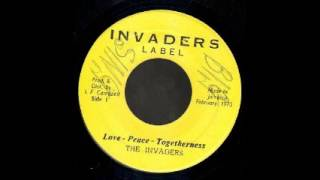 Baixar - The Invaders Love Peace Togetherness 1975 Grátis