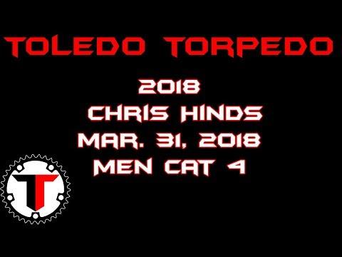 Chris Hinds 2018 CAT 4 Men's Race