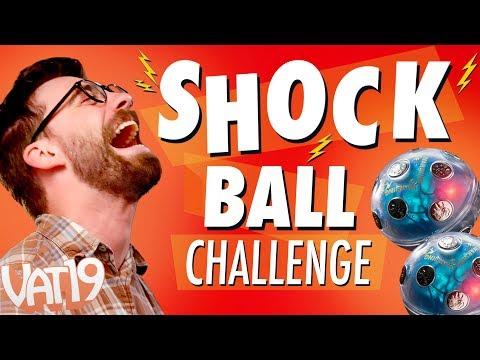 Vat19 Shock Ball Challenge