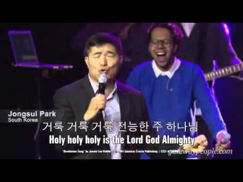 Revelation Song in many different languages