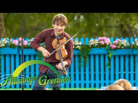 Alexander Rybak - Fairytale (Allsang På Grensen 2019)