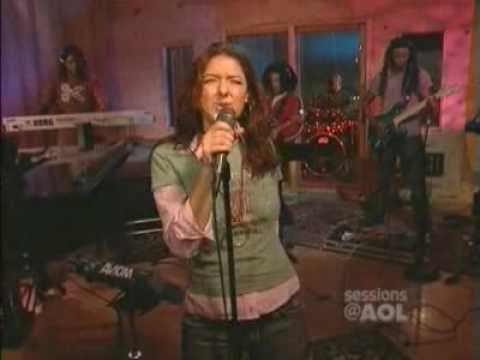 Stacie Orrico- More to Life live AOL Sessions