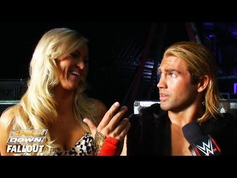 Tyler Breeze über Seinen Angriff Auf Dolph Ziggler: SmackDown Fallout – 29. Oktober 2015