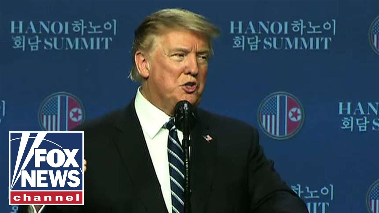 Trump: I take Kim Jong Un at his word about nuclear testing