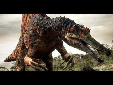 Гигантские чудовища  Крупнейший динозавр убийца   Discovery HD