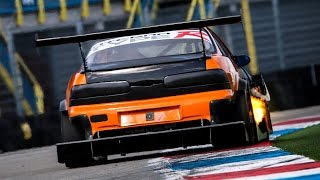 Awesome Honda Integra Turbo by R-Performance Switzerland, European Champion FWD Extreme Assen 2015