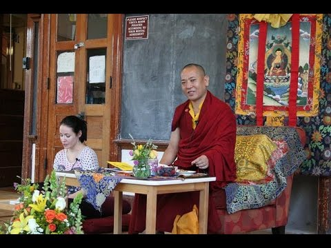 Dorzin Dhondrup Rinpoche: Teachings on the Four Dharmas of Gampopa Session 5