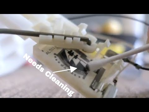 Infiniti G35 Fuel Gauge Update and Final Fix