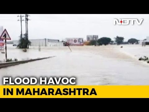 Maharashtra Floods: 27 Dead, Large Parts Under Water