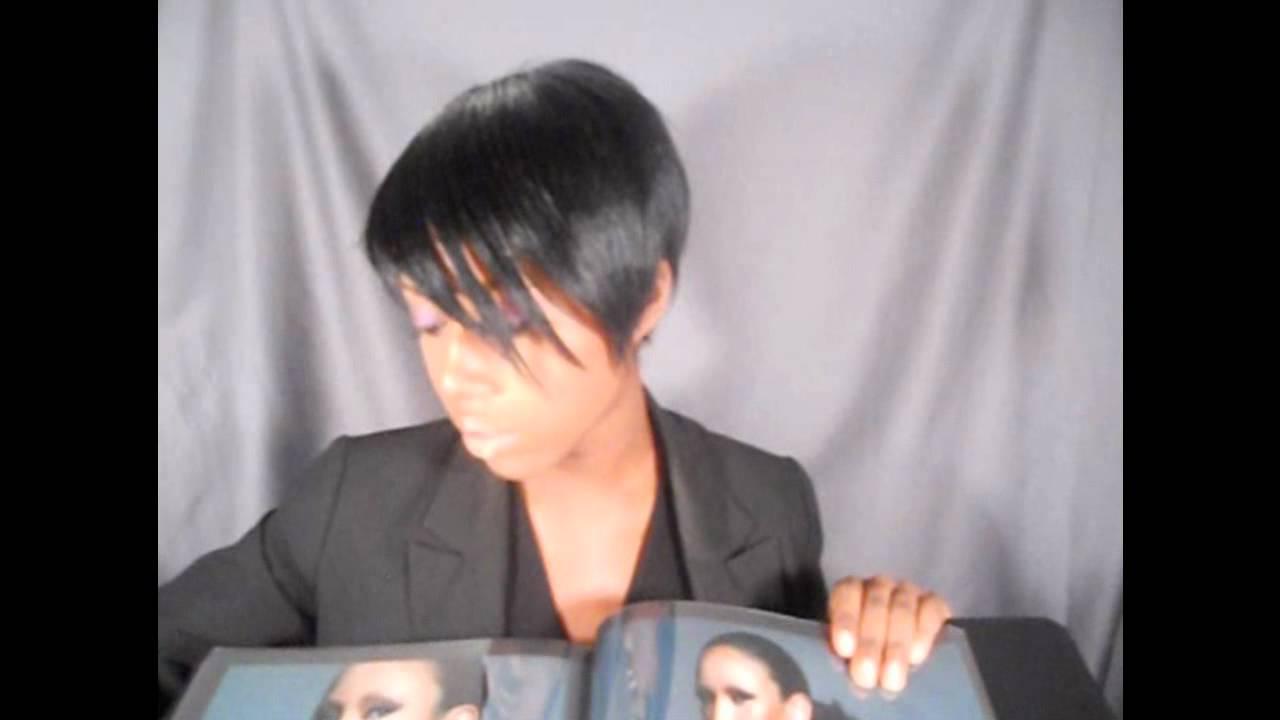 makeup artist portfolio book