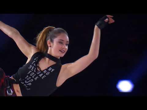 2017 CSOI Kaetlyn Osmond part 1